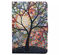 Bubble Tree Pattern Rotating Flat Holster for iPad mini /iPad mini2/iPad mini3