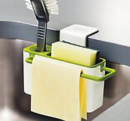 Kitchen Storage Rack Drain