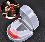 Mouthguards Taekwondo Sanda Muay Thai Boxing Karate Portable Multifunction Double Sided Protective Gear Silica Gel Food Grade Material-