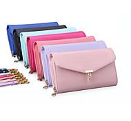 Ms Bowknot Pendant Mobile Phone Bag Purse for IPHONE 5/5S 6/6S 6PLUS/6S PLUS Galaxy S3 S4 HTC