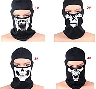 Pollution Protection Mask Bike Breathable Thermal / Warm Windproof Dust Proof Women's Men's Black Mesh/Net