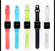 Ver Banda para Apple Watch Series 3 / 2 / 1 Apple Correa de Muñeca Correa Deportiva