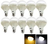 economico -YouOKLight 12W 1050 lm E26/E27 Lampadine globo LED 24 leds SMD 5630 Decorativo Bianco caldo Luce fredda CA 220-240 V