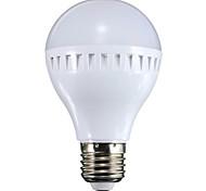 Недорогие -500 lm E26/E27 Круглые LED лампы A60(A19) 16 светодиоды SMD Декоративная Тёплый белый Холодный белый AC 100-240 В
