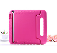 cheap -Case For Apple iPad Mini 4 iPad Mini 3/2/1 iPad 4/3/2 iPad Air 2 iPad Air Shockproof with Stand Back Cover Solid Color Hard EVA for iPad
