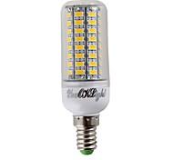abordables -5W E14 E26/E27 Bombillas LED de Mazorca T 72 leds SMD 5730 Decorativa Blanco Cálido Blanco Fresco 350-400lm 3000/6000K AC 100-240 AC