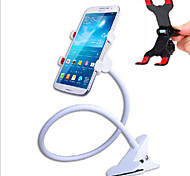 cheap -Bed Universal Mobile Phone Mount Stand Holder Adjustable Stand Universal Mobile Phone Plastic Metal Holder