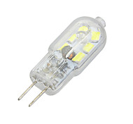 cheap -1.5W 150 lm G4 LED Bi-pin Lights Recessed Retrofit 12 leds SMD 2835 Decorative Warm White Cold White AC 12V DC 12V