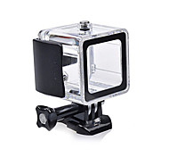 Smooth Frame Protective Case Lens Cap Waterproof Housing Case Monopod Tripod Mount / Holder Waterproof All in One Convenient For Action