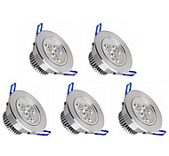 cheap -350 lm LED Recessed Lights 3 leds High Power LED Dimmable Warm White Cold White