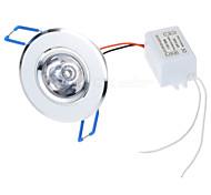 Luminária de Painel 1 leds LED de Alta Potência Controle Remoto RGB 100-450lm 2500-5600K AC 85-265V