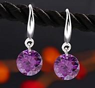 Women's Drop Earrings Costume Jewelry Cubic Zirconia Jewelry For