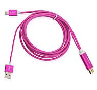 Недорогие -2 м / 6 футов 1080p Micro USB MHL к HDMI-кабель адаптера HDTV для Galaxy Note s3 s4 2 3