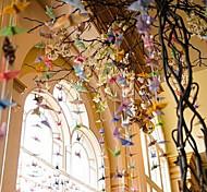 Недорогие -празднование дня рождения день святого валентина новый год печатная плата бумага свадебные украшения пляжная тема цветочная тема бабочка тема
