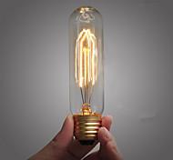 T10 25w 110v-240v Tube Edison retro decorative bulbs