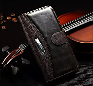 For iPhone 7 Plus Luxury Genuine Leather Wallet Case with Card Holders for iPhone 6s 6 Plus