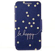baratos -Capinha Para Samsung Galaxy Samsung Galaxy Note Porta-Cartão Carteira Com Suporte Flip Capa Proteção Completa Flor PU Leather para Note 5