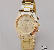 cheap -Women's Quartz Wrist Watch Hot Sale Alloy Band Charm Fashion Silver Gold Rose Gold