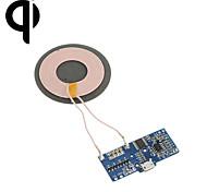cwxuan плагин ™ и играть поделки универсальный Ци беспроводной зарядки модуль передатчика