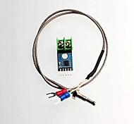cheap -MAX6675 K-Type Thermocouple Module Thermocouple Temperature Sensor