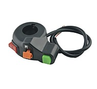 Недорогие -пластиковые и металлические переключатели мотоцикла сигнал поворота в сочетании рог лампы выключатель