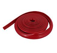 cheap -Plastic Slim Car Decorative Moulding Trim Strip 2M 6.6Ft Length