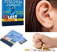 cheap -High Quality Quit Smoking Zerosmoke Healthy Care Auricular Zerosmoke Magnets zero Smoking Auricular Therapy Magnets