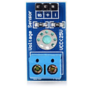 cheap -B25 Voltage Sensor Board Module for Arduino - Blue