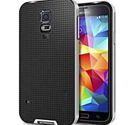 высоко защитная сетка модели гибридный жесткий чехол для Samsung Galaxy i9600 s5