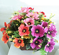Недорогие -Искусственные Цветы 1 Филиал Пастораль Стиль Подсолнухи Букеты на стол