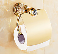 cheap -Toilet Paper Holder Neoclassical Zinc Alloy 1 pc - Hotel bath