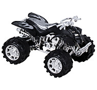 cheap -Kids Toys ATV Motorcycle Pull-back Vehicle Racing Car Model Building Toys
