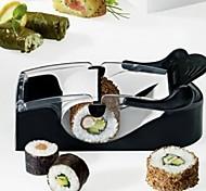 Недорогие -гаджет для поделок суши роликовый резак машины кухонные гаджеты магии производитель идеальный ролл
