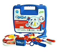 36pcs Doctor Play Medical Box Treating Pretend Play Toys DIY Toys Set