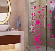 Недорогие -Аппликации для ванной Унитаз / Ванна / Для душа / Шкафчики Бумага Многофункциональный / Экологически чистый / Мультфильмы / Подарок