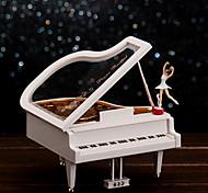 музыкальная шкатулка Игрушки Пианино 1 Куски День рождения Подарок