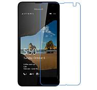 abordables -Film de protection écran haute définition pour Microsoft Lumia 550 Film de protection écran pour Nokia Lumia 550
