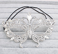 cheap -Rhinestone Masks Headpiece Wedding Party Elegant Feminine Style