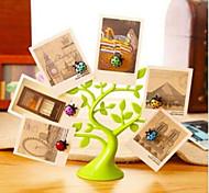 Недорогие -творческий жуки холодильник магнит удачливы дерево украшение доска сообщение памятка клип