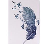 cuero de la novedad de la PU caso folio funda para Samsung Galaxy Tab 9.6 e / pestaña a / pestaña 8,0 9,7 / 8,0 ficha 4/4 7.0 pestaña