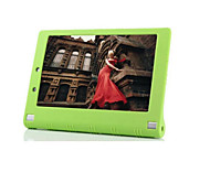 cheap -Case For Lenovo Back Cover Solid Colored Soft Silicone for Lenovo Yoga Tablet 2 8.0
