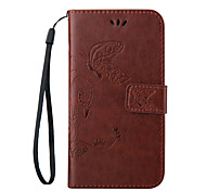 cheap -Embossing PU Leather Sling Flip Cover Wallet Bag Case For Galaxy A3(2016)/Galaxy A5(2016)/Galaxy A7(2016)