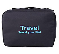 cheap -Travel Toiletry Bag Travel Luggage Organizer / Packing Organizer Travel Tote Cosmetic Bag Cosmetic & Makeup Bag Waterproof Portable