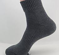 Недорогие -Носки для бега Муж. Дышащий Впитывает пот и влагу Не натирает-12 пар для