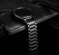 cheap -Watch Band for Gear S2 Classic Samsung Galaxy Classic Buckle Stainless Steel Wrist Strap
