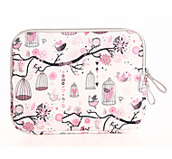 свобода птица холст ноутбук рукав сумка для Macbook Pro 15.4