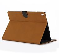 Недорогие -9,7-дюймовый роскошный пу кожаный чехол с подставкой для Ipad про 9,7 (ассорти цветов)