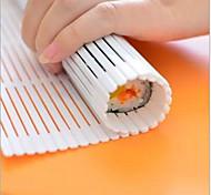 japão bento rolo de mão temaki sushi fabricante de molde arroz lancheira pá molde almoço