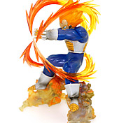 Dragon Ball Z Super Saiyan Vegeta 15CM Anime PVC Action Figure Collection Model Toys
