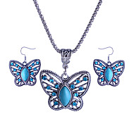 Women Alloy / Acrylic Jewelry Set Necklace/Earrings Wedding / Party / Daily / Casual 1set